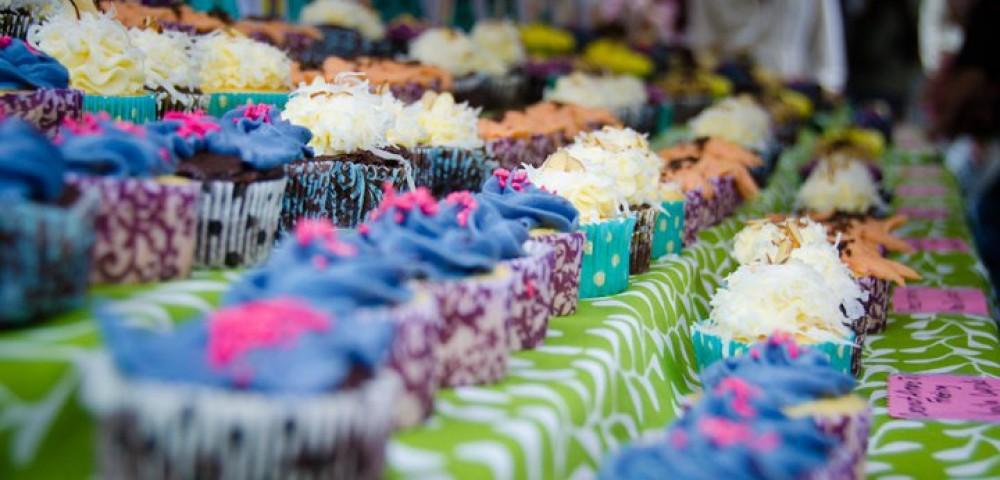 Gardiner Cupcake Festival      12:00-5:00. May 18th 2019